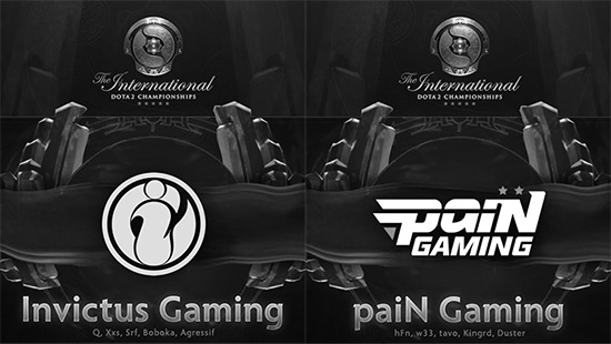 invictus gaming dan pain gaming tereliminasi dari the international 8