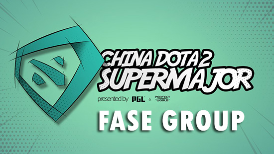 jadwal dan bagan pertandingan fase group china dota2 supermajor