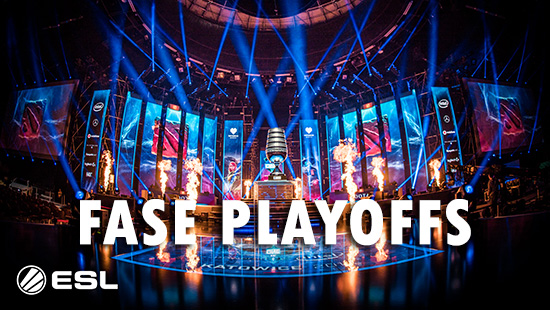 jadwal dan bagan pertandingan fase playoffs esl one birmingham 2018