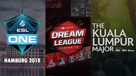 detail turnamen esl one hamburg 2018 dreamleague season 10 the kuala lumpur major