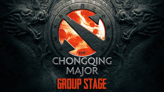 jadwal dan bagan fase group the chongqing major