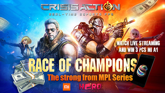 crisis action mi power league race of champions live streaming