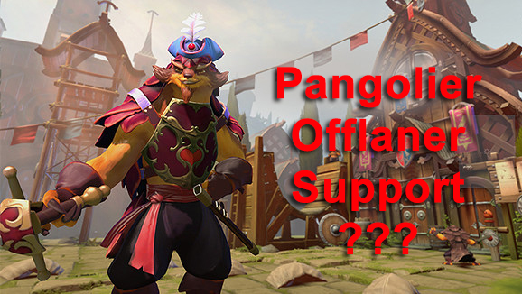 guide pangolier offlaner support