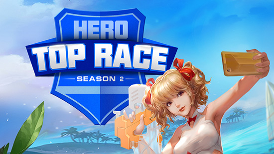 turnamen crisis action hero top race season 2 logo