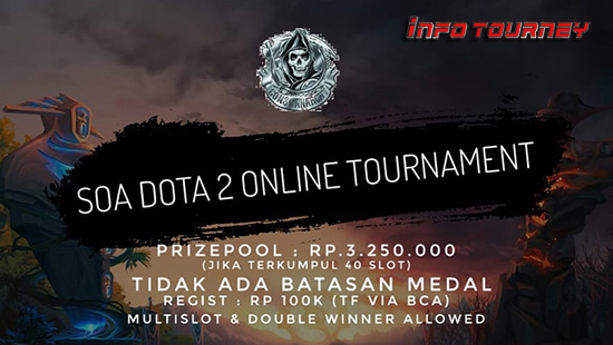 turnamen dota dota2 sons of anarchy maret 2019 logo