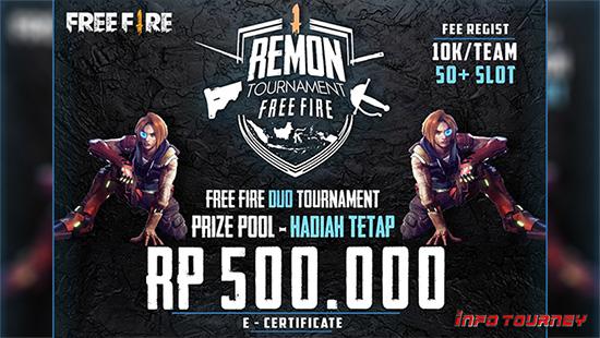 Turnamen Free Fire Remon Duo Season 1