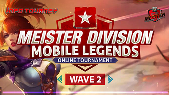 turnamen ml mole mobile legends meister division mobile legends wave 2 januari 2019 logo