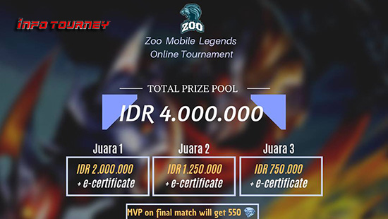 turnamen ml mole mobile legends zoo playground mei 2019 logo
