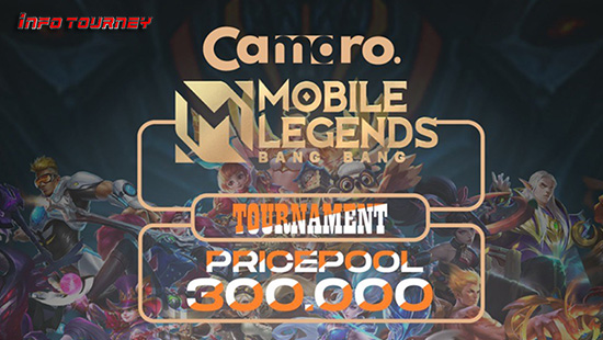 turnamen ml mlbb mole mobile legends april 2021 camaro season 1 logo