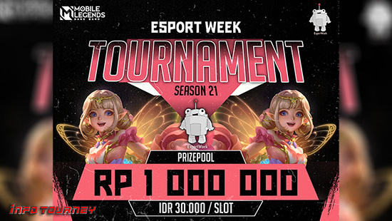 turnamen ml mlbb mole mobile legends april 2021 esportweek season 21 logo